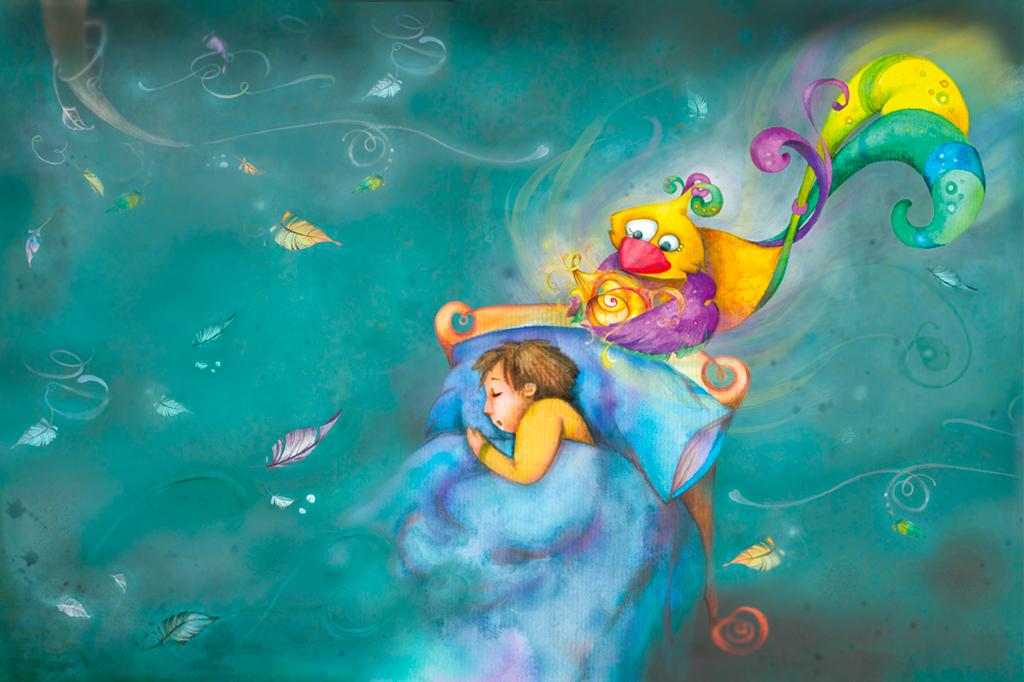 Sonialitas Tejedores de Sueños es un libro ilustrado por Luciana Torre, que cuenta sobre el origen de los sueños a través de maravillosas ilustraciones de un mundo encantado. ¿Te has preguntado de dónde vienen los sueños? ¿De qué están hechos y cómo crecen? ✤ Regalo ideal para niños curiosos de conocer el misterioso mundo de los sueños! Una pista: Los Sonialitas custodian tus emociones hasta que se conviertan en historias para soñar. ✤ VERSION IMPRESA y DIGITAL ebook: ➤ https://lucianatorre.com/sonialitas-libro-ilustrado/