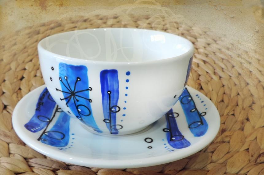 ceramica pintada a mano regalos personalizados