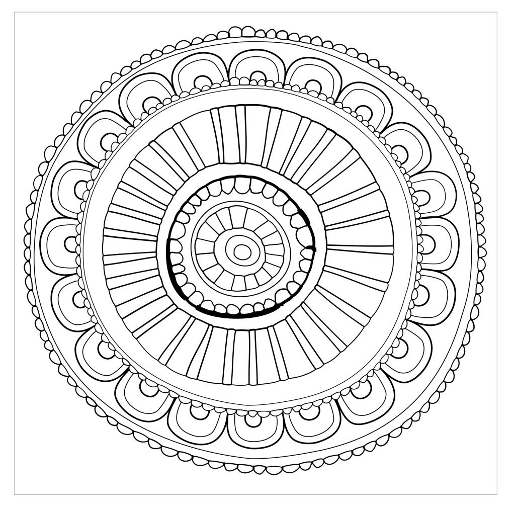 mandala download coloring page 11 DIY Luciana Torre ART  - Mandala download DIY paradescargar y colorear Descarga 36 Mandalas DIY en lucianatorre.com en 6 series de 6 mandalas cada una o 36 mandalas individuales. Beneficios de colorear mandalas: Generan bienestar, fomentan la atención plena, estimulan distintas áreas cerebrales relacionadas con la motricidad y la creatividad. Colorear es una forma de meditación activa que nos ayuda a focalizar la atención y a conectar con nuestro potencial creativo. mandala-download-coloring-page-11-DIY-Luciana-Torre