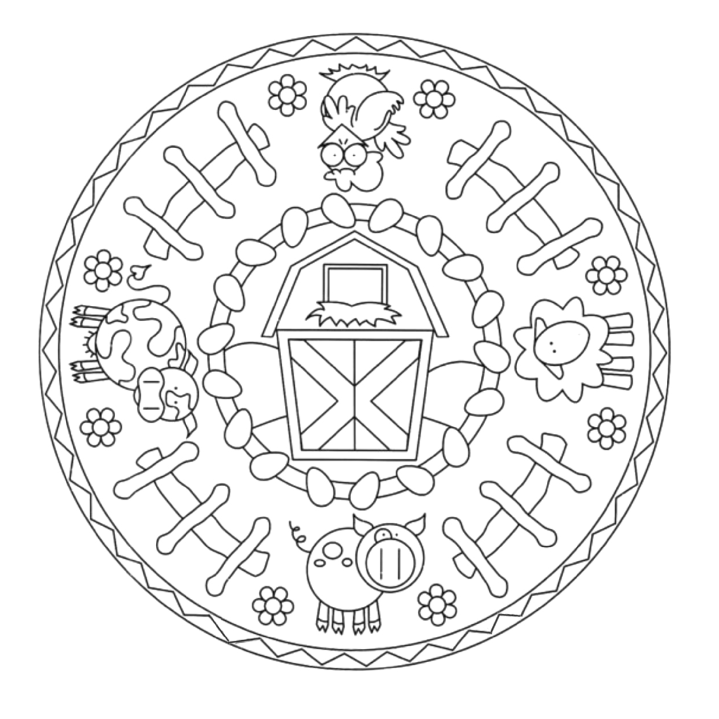 mandala download coloring page 24 DIY Luciana Torre ART  - Mandala download DIY paradescargar y colorear Descarga 36 Mandalas DIY en lucianatorre.com en 6 series de 6 mandalas cada una o 36 mandalas individuales. Beneficios de colorear mandalas: Generan bienestar, fomentan la atención plena, estimulan distintas áreas cerebrales relacionadas con la motricidad y la creatividad. Colorear es una forma de meditación activa que nos ayuda a focalizar la atención y a conectar con nuestro potencial creativo. mandala-download-coloring-page-24-DIY-Luciana-Torre